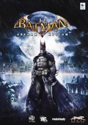 Batman: Arkham Asylum, (DVD)