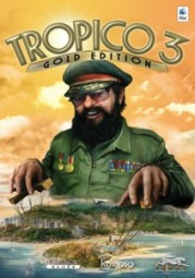 Tropico 3: Gold Edition, (DVD)