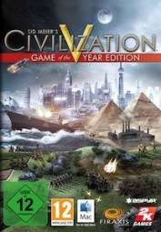 Civilization V: Game of the year edition, (DVD)