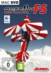 aeroflyFS Mac, (DVD)