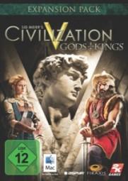 Civilization V: Gods and Kings-Erweiterungspack (Download)