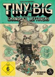 Tiny & Big in: Grandpa's Leftovers, (DVD)