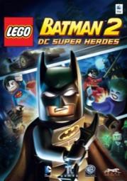 LEGO® Batman 2: DC Super Heroes, (DVD)