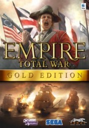 Empire: Total War - Gold Edition, (DVD)