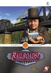 Sid Meier's Railroads!, (DVD)