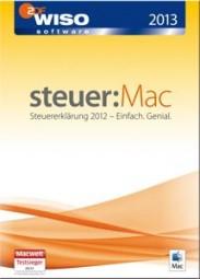 WISO steuer:Mac 2013 (für Steuerjahr 2012, Download)