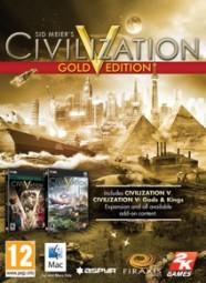 Civilization V Gold Edition (Download)