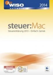 WISO Steuer:Mac 2014 (für Steuerjahr 2013), (CD)
