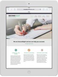 Freeway 7 Template - SecondSight (Download)