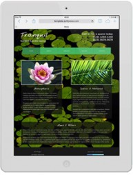 Freeway 7 Template - Tranquil (Download)