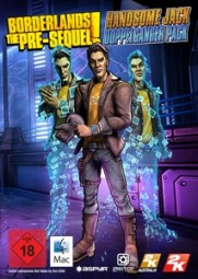 Borderlands: The Pre-Sequel Handsome Jack Pack (download)