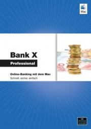 Bank X 7 Professional-Upgrade (Download): 1.x-6.x Std → 7 Pro