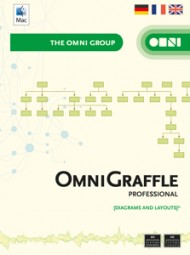 OmniGraffle 7 Professional, Update, Academic (download)