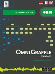 OmniGraffle 7 Standard - Noch nicht lieferbar