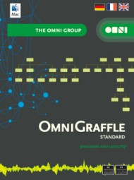 OmniGraffle 7 Standard, Academic (Download)